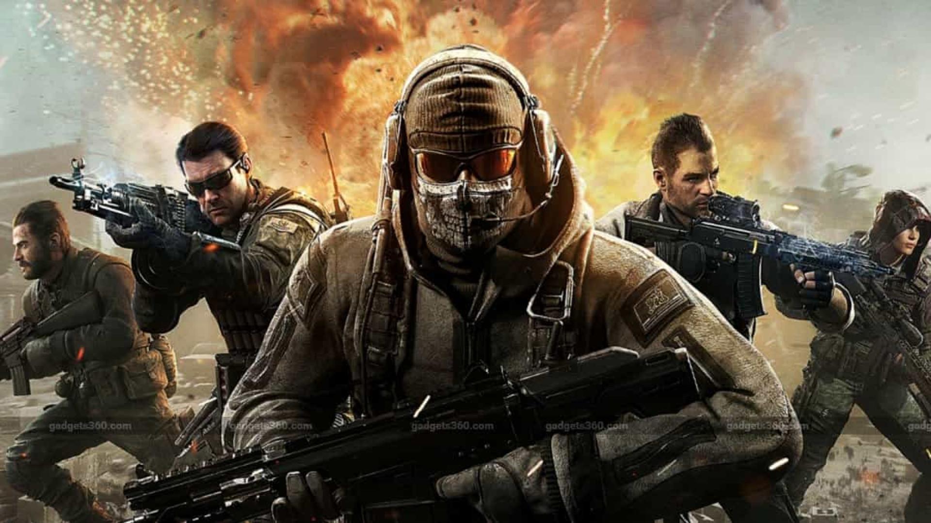 Versão mobile de 'Call of Duty' é um sucesso