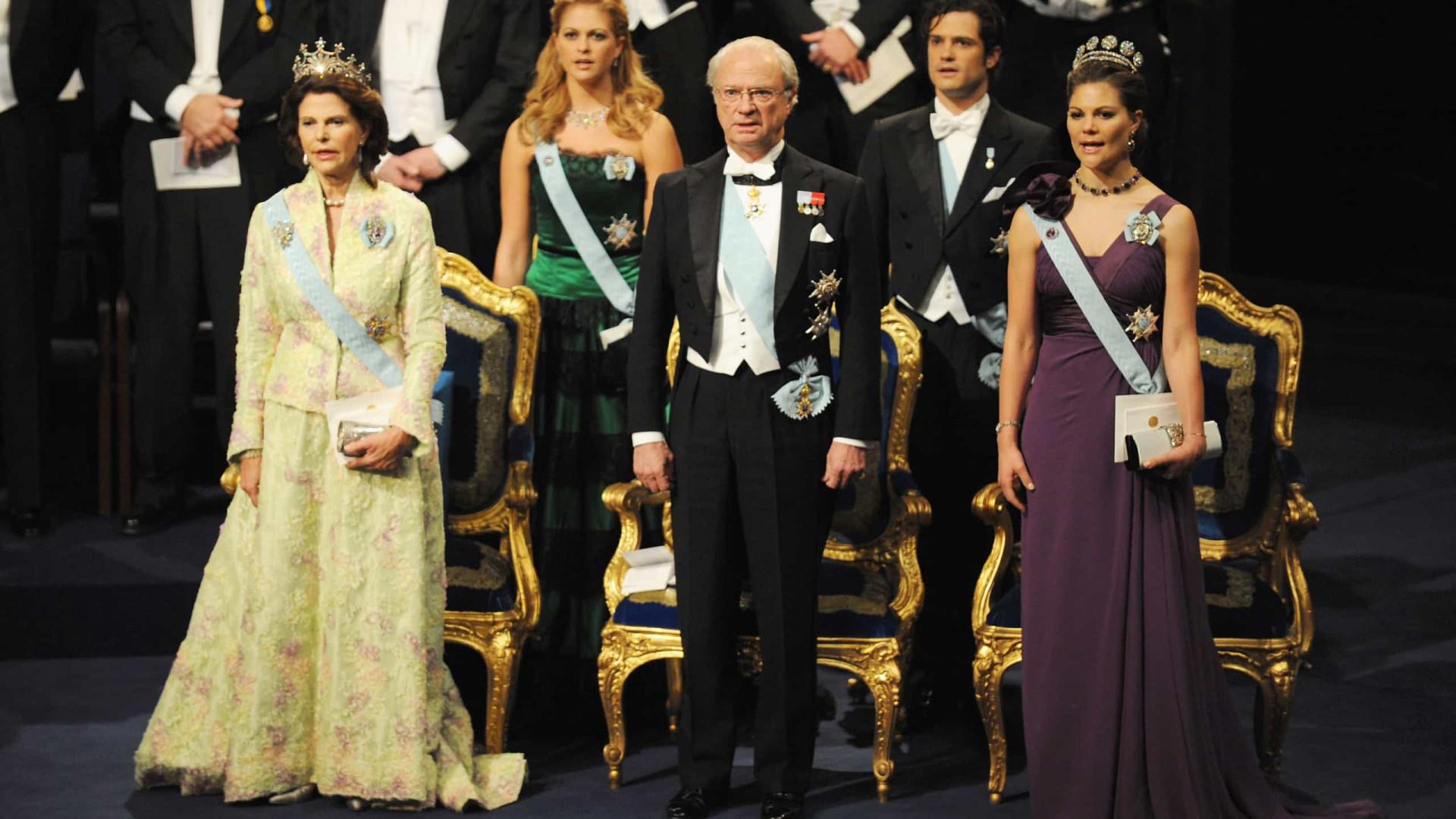 Mudanças drásticas na família real da Suécia
