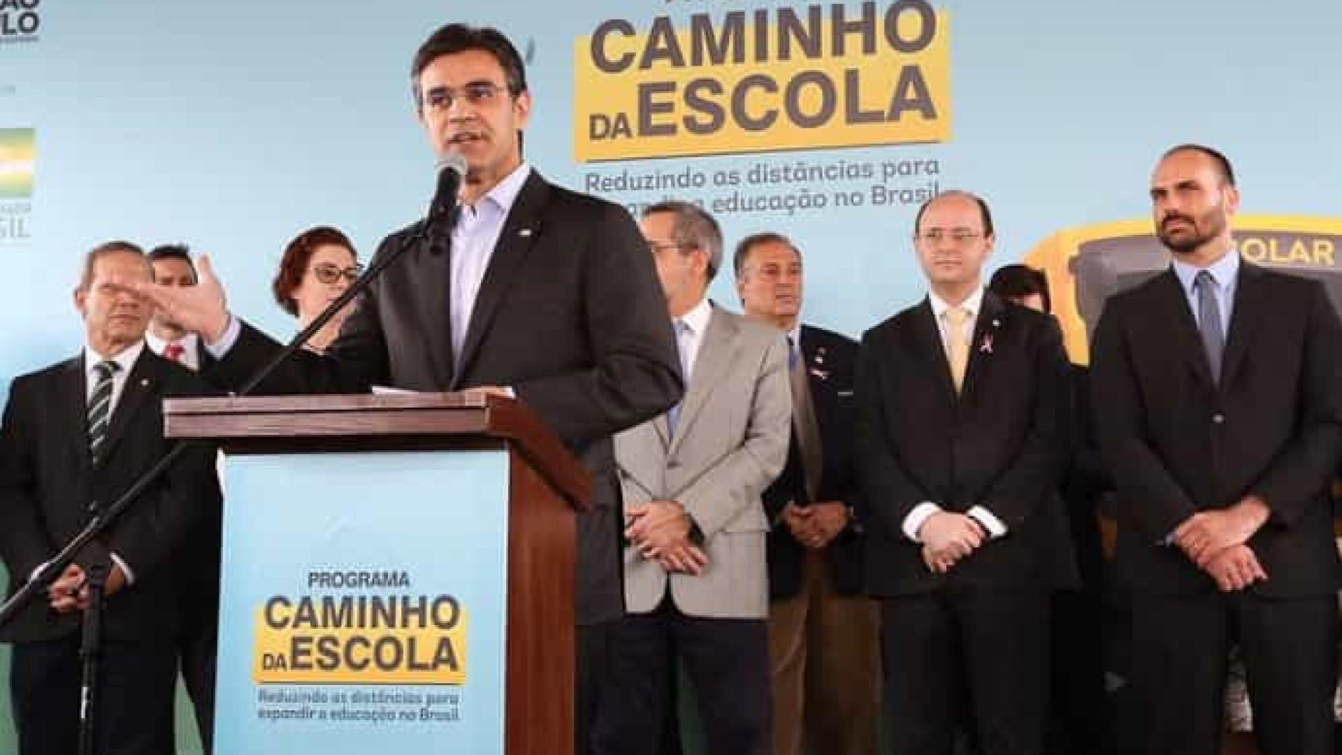 Gestão Doria e governo Bolsonaro dividem palanque em SP