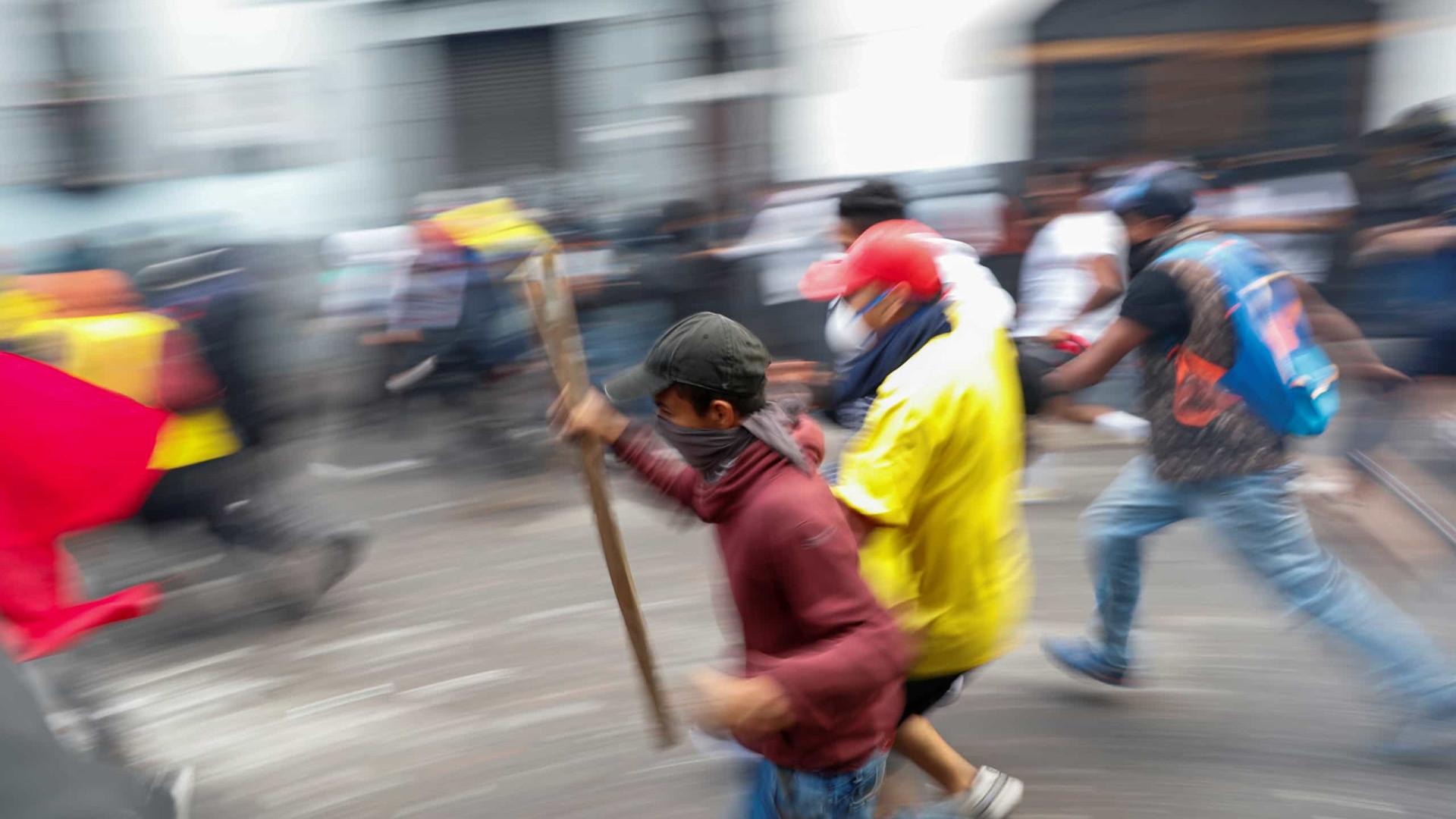 Brasil e mais 6 países culpam ditador venezuelano por crise no Equador