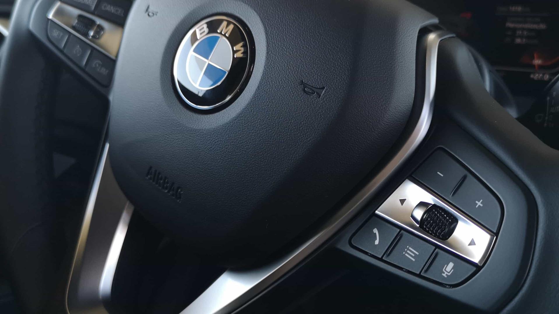 Carros da BMW terão Android em 2020
