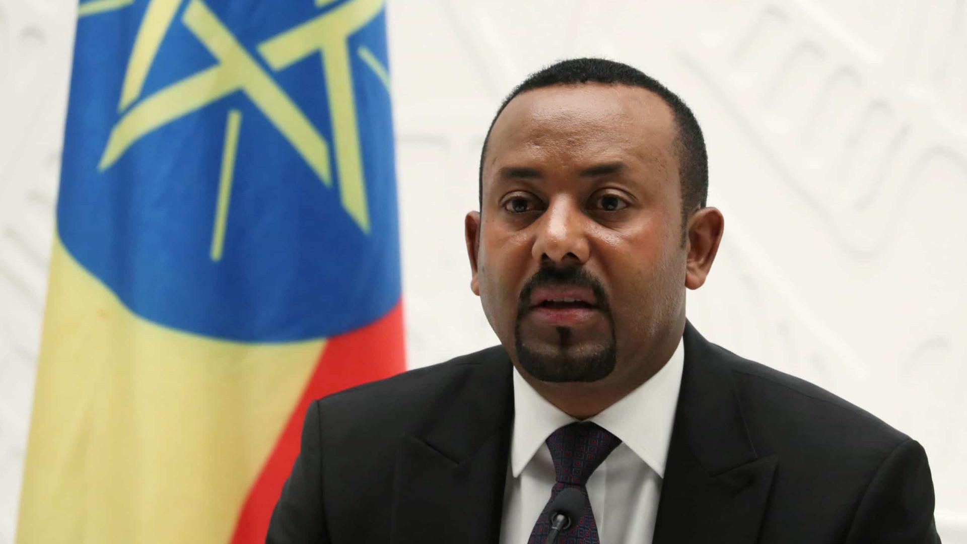 Premiê da Etiópia ganha o Nobel da Paz