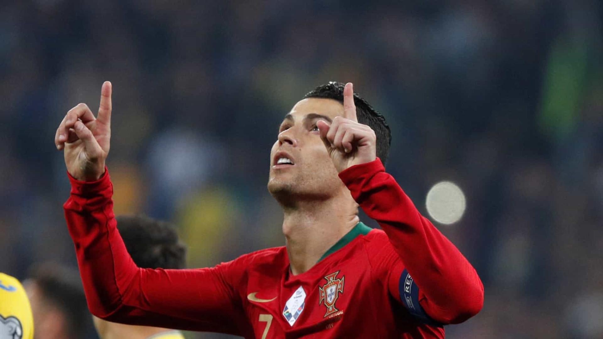 França empata, mas Portugal e Bélgica vencem na estreia das Eliminatórias da Copa