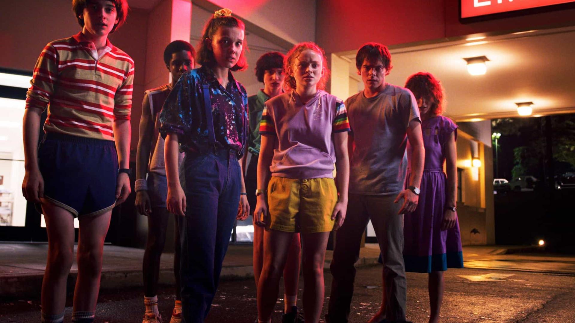 Netflix. Até agora, estas são as séries mais vistas de 2019