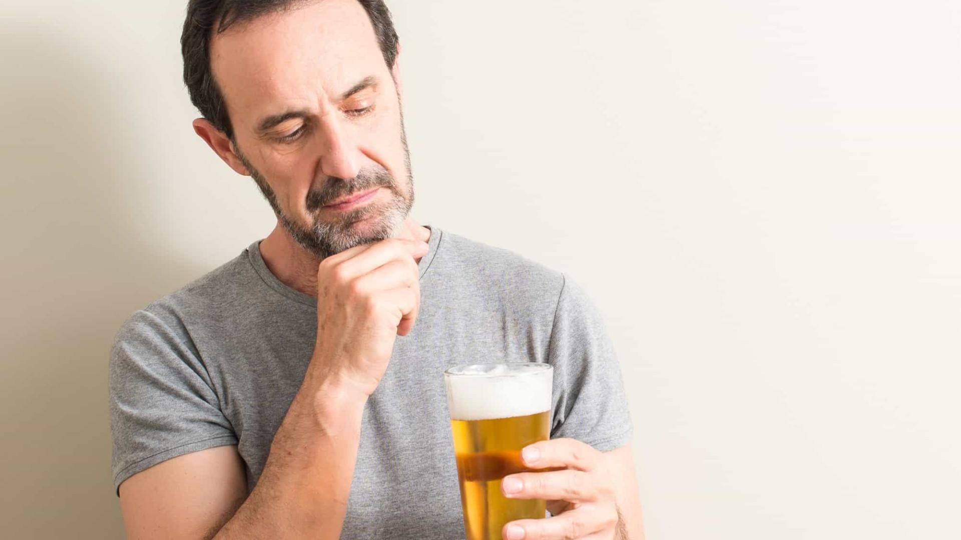 Homem com doença rara produz 'cerveja' no organismo