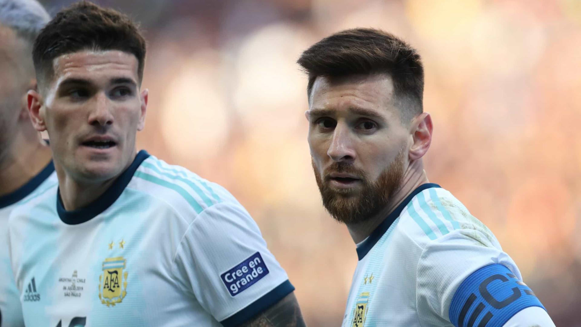 """Messi: """"Não trocava nada do que ganhei pela Copa do Mundo"""""""