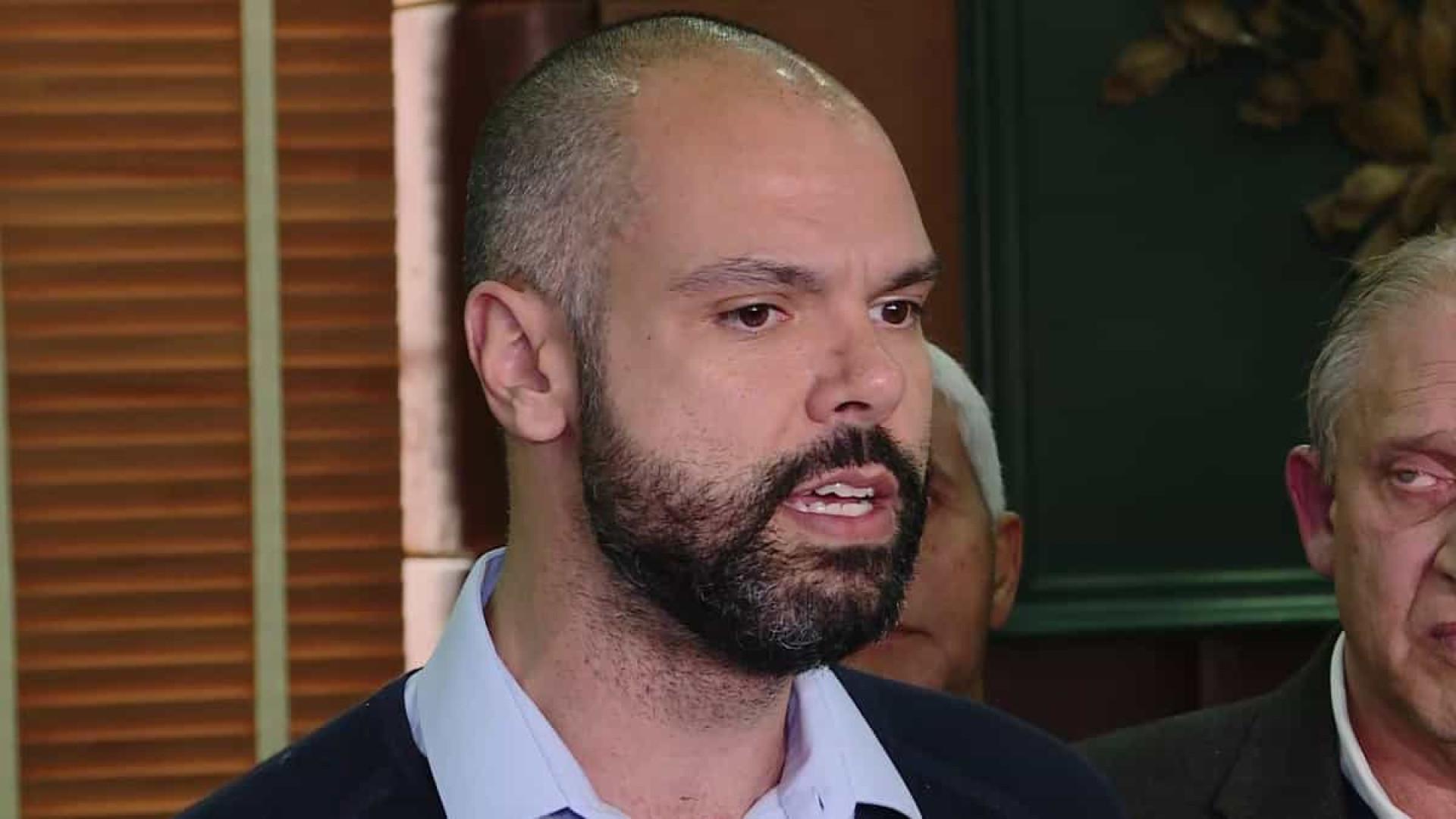 Bruno Covas é internado para a sexta sessão de quimioterapia