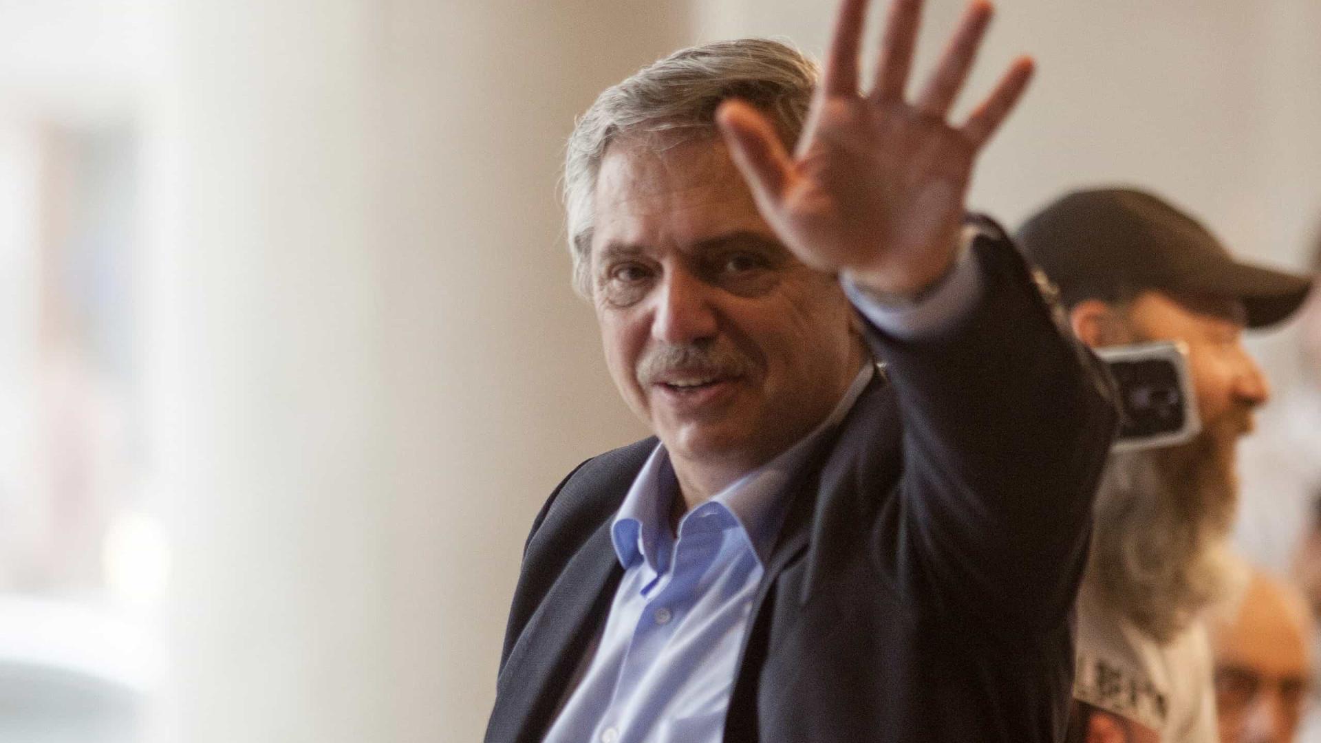 Chanceler repudia comentários de Bolsonaro à vitória de Fernández