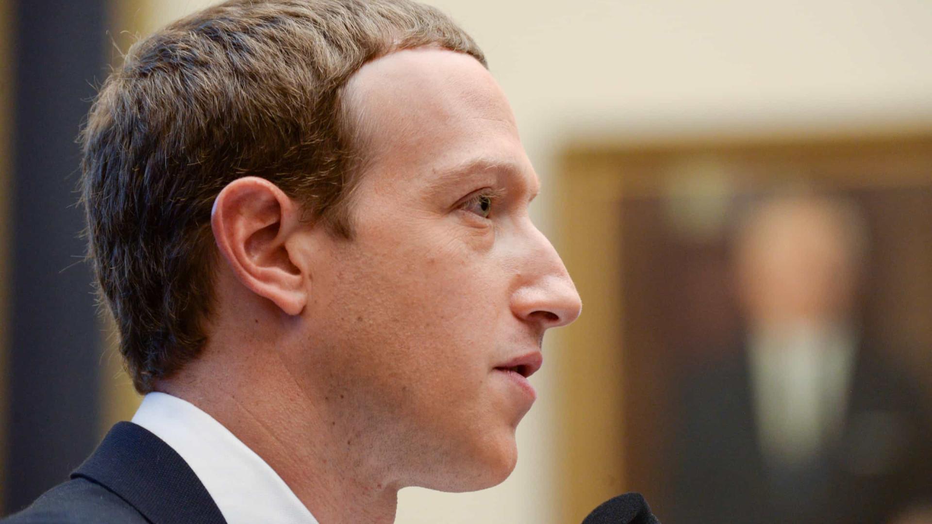 Funcionários do Facebook estão contra regras dos anúncios políticos