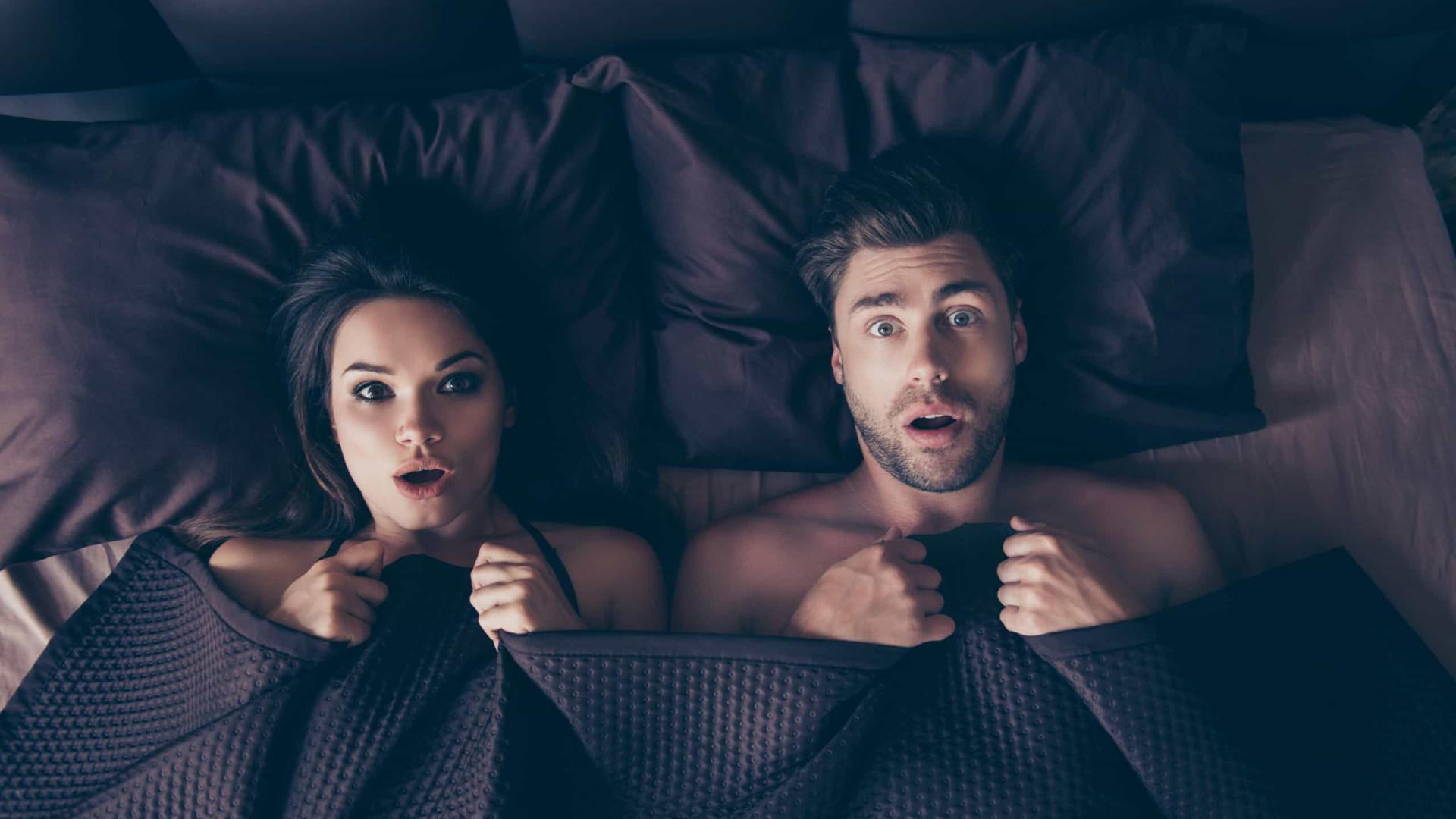 Seis 'acidentes' naturais (e constrangedores) que ocorrem no sexo