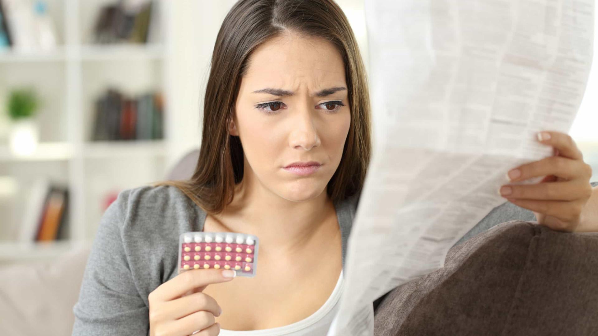 Tomar a pílula provoca ansiedade e causa depressão?