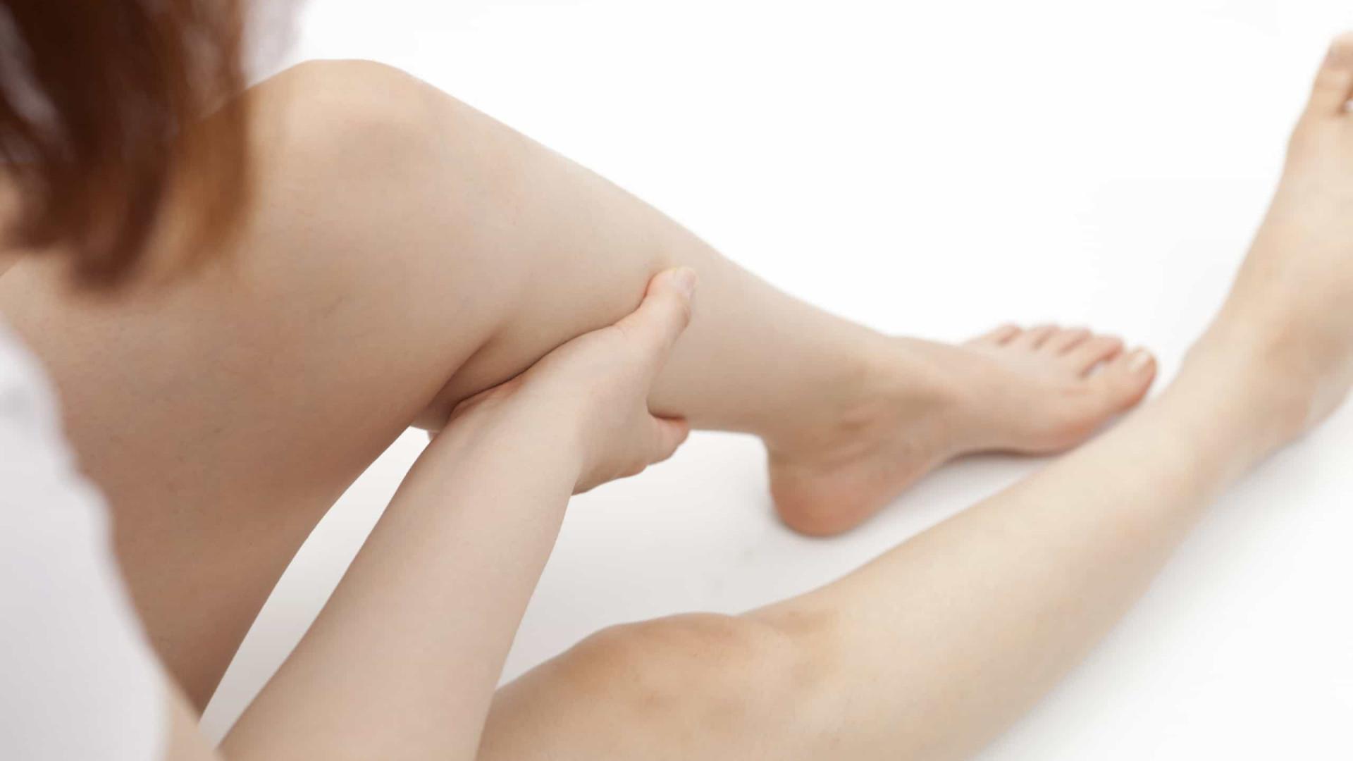 Cãibras nas pernas e nos pés. O que fazer para evitá-las