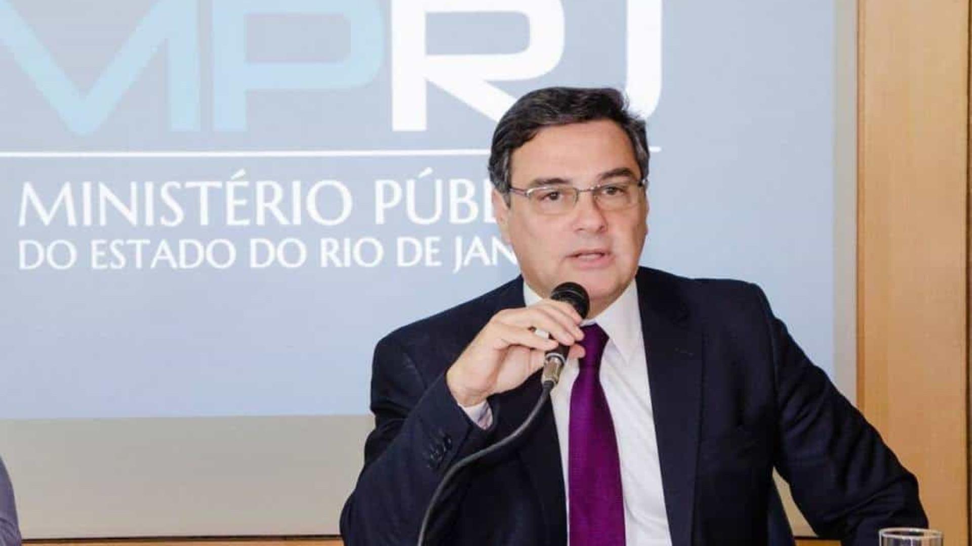 Procurador-geral do Rio defende promotoras no caso Marielle