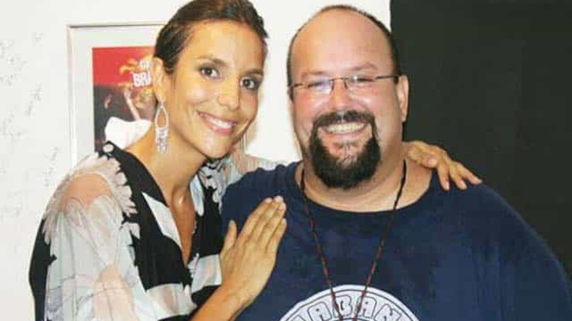 Irmão de Ivete Sangalo morre aos 54 anos em Salvador
