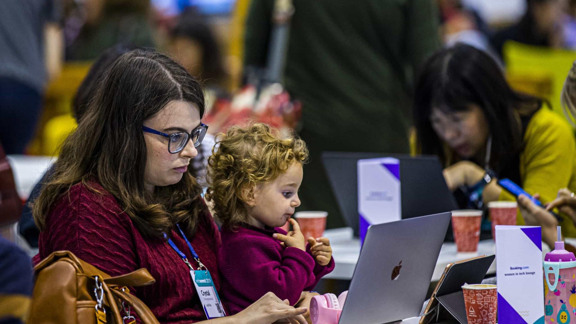 """Tecnologia pode promover igualdade de gênero"""