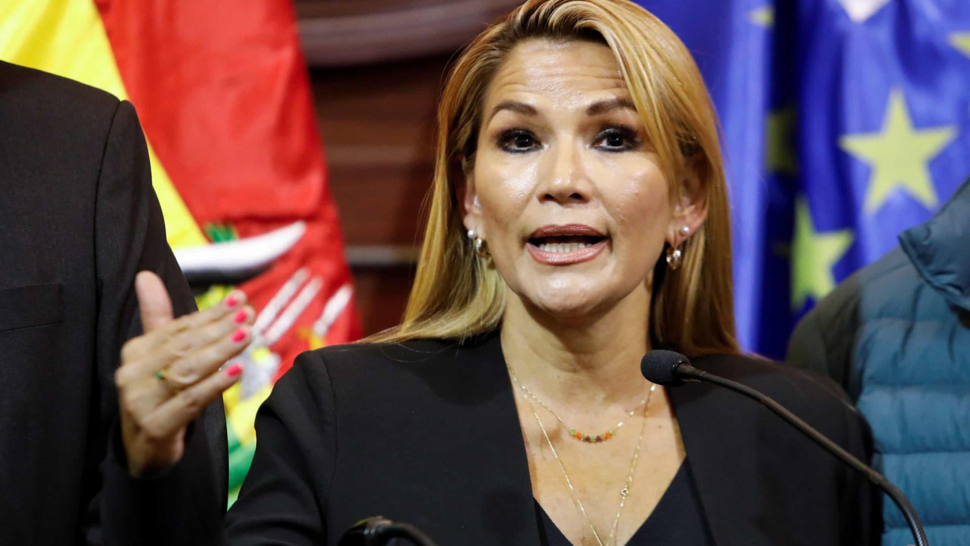 Tribunal Constitucional da Bolívia prorroga governo interino até maio