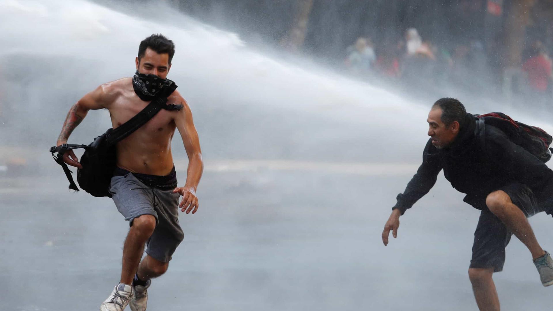 """Governo chileno diz que situação é um """"aviso"""" para toda a região"""