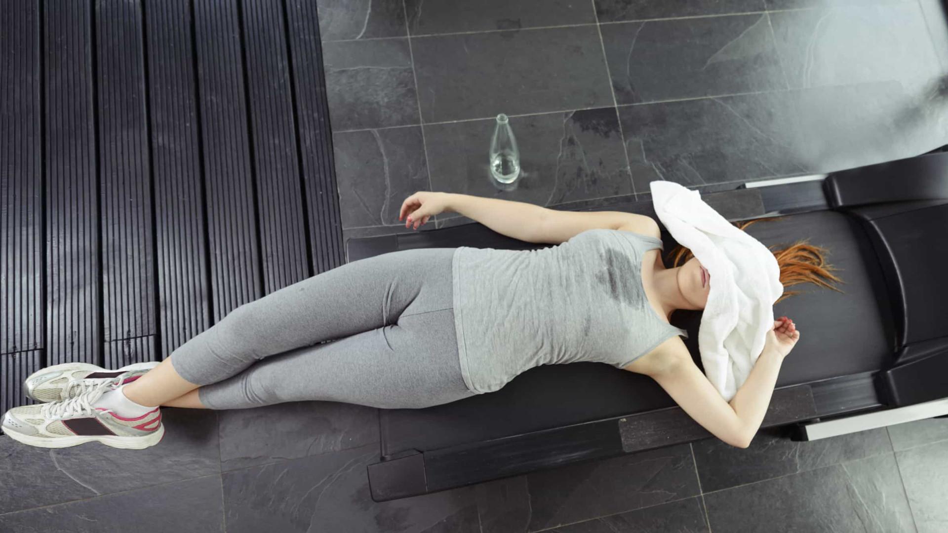 É possível fazer exercício físico apenas com o uso da mente
