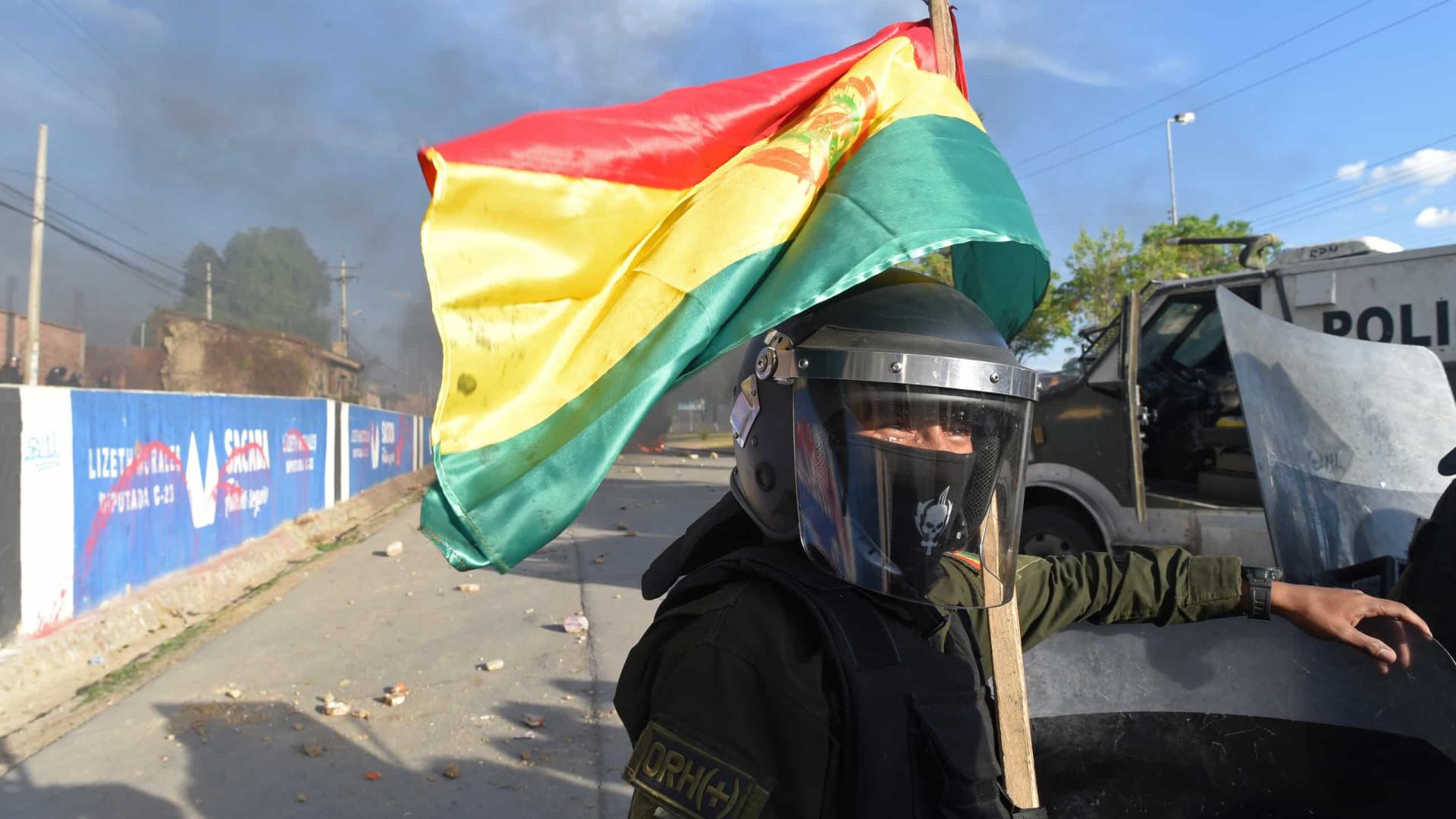 Bolívia pode revogar decreto que exime militares de responsabilidade
