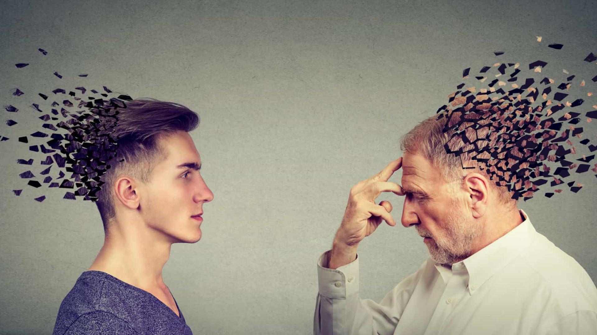 Há uma parte do cérebro que não é afetada pelo Alzheimer, revela estudo