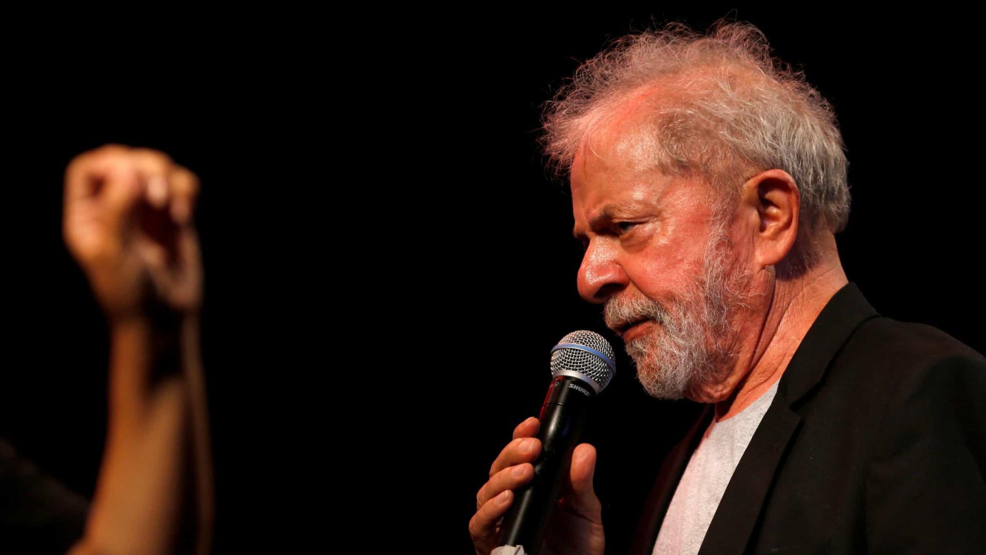 """Lula diz que Evo Morales """"errou ao tentar quarto mandato"""" na Bolívia"""