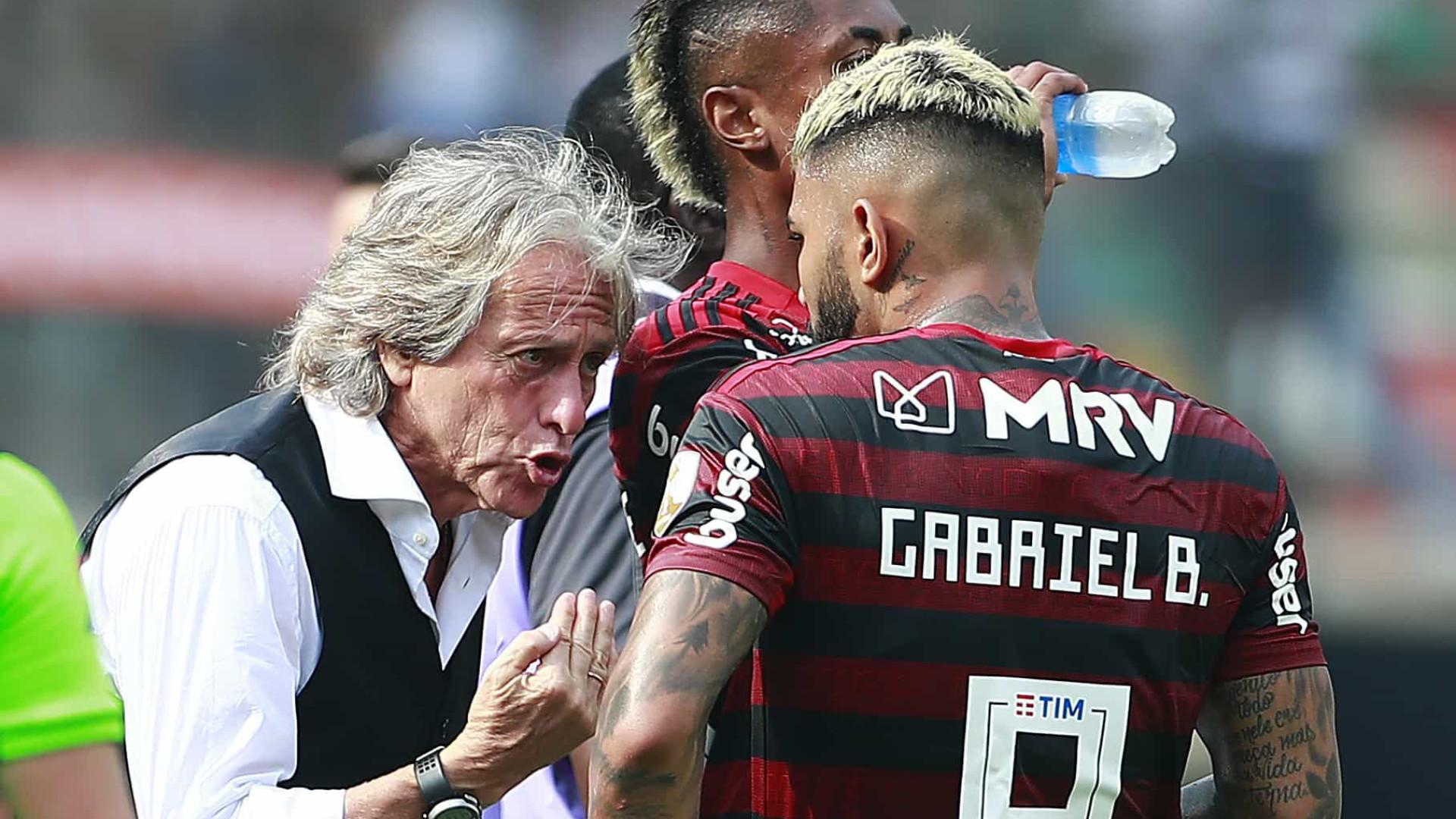 Campeão Flamengo Joga Por Recordes No Brasileirão De Olho
