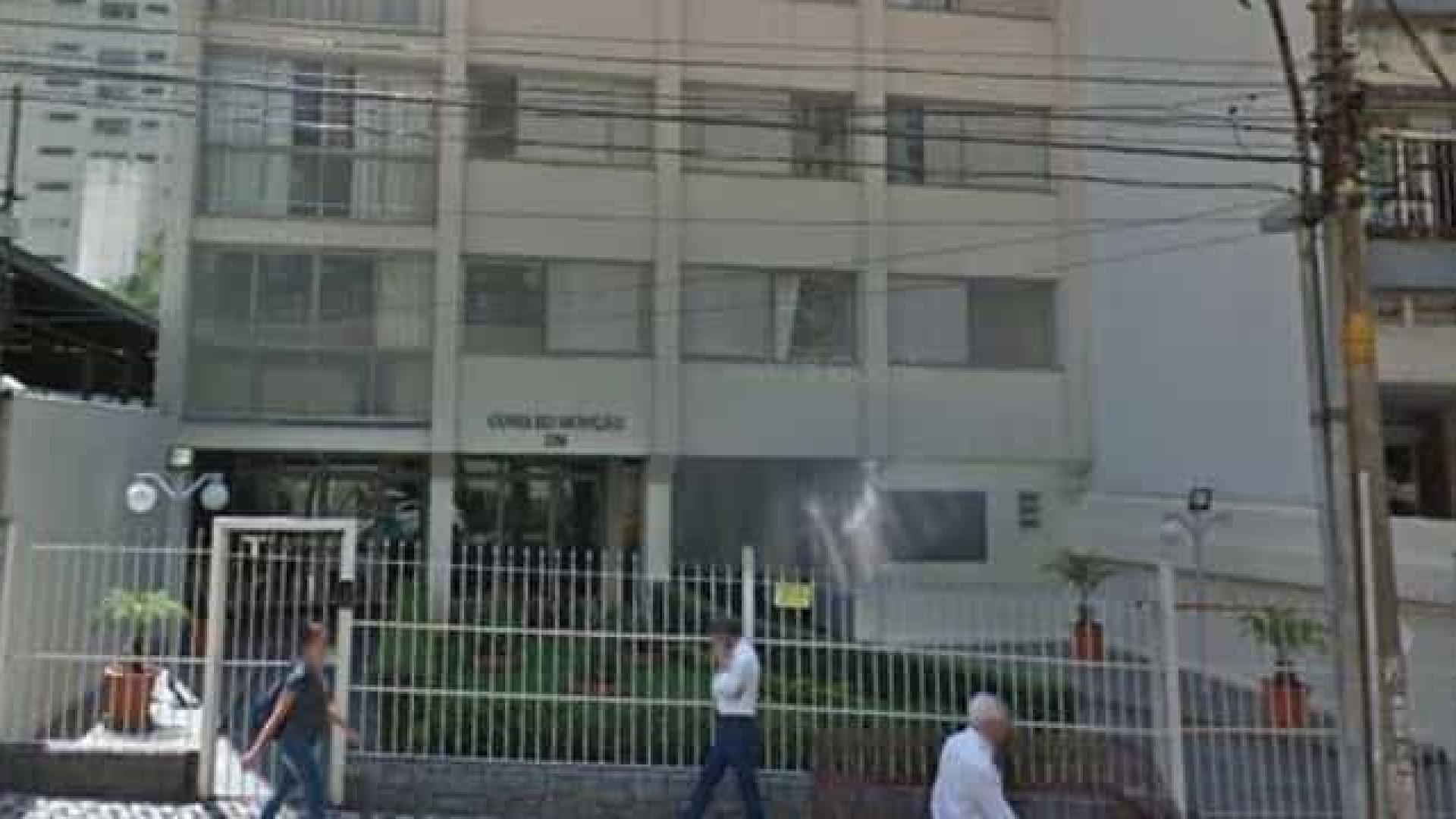 Menino morre após cair do 12º andar de prédio no centro de SP