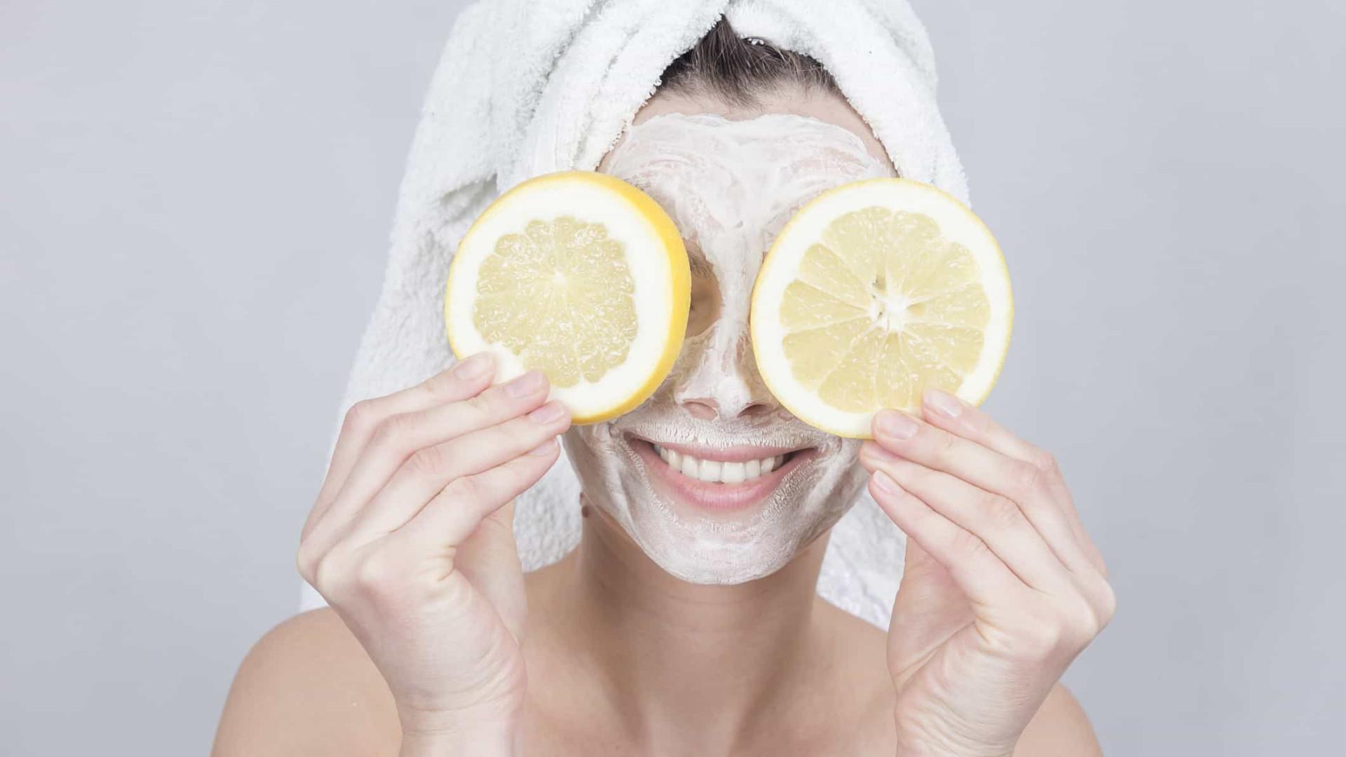 Máscara de Limão: a receita caseira para que pareça mais jovem