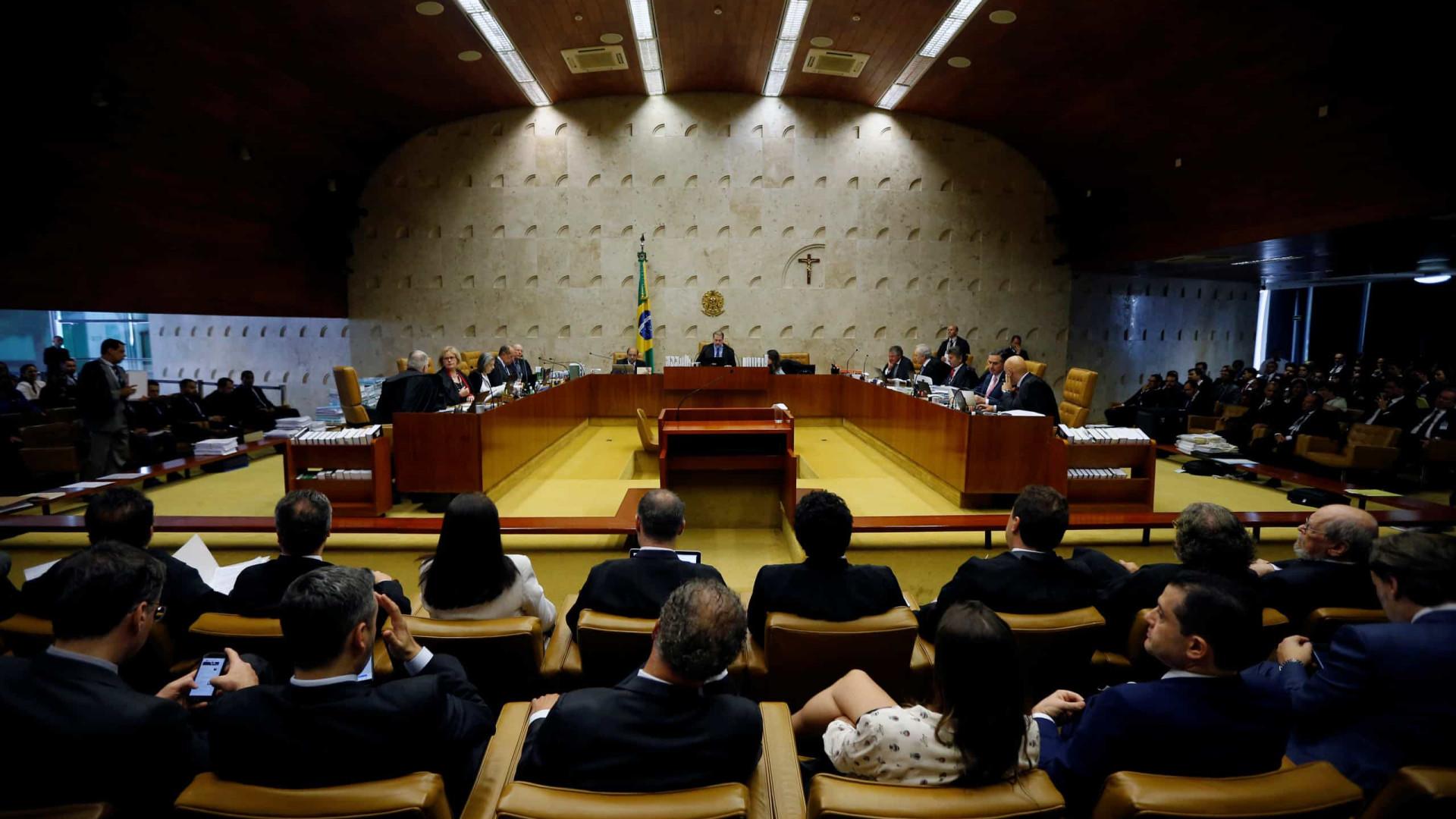 STF decidirá se é crime deixar de pagar ICMS declarado como devido