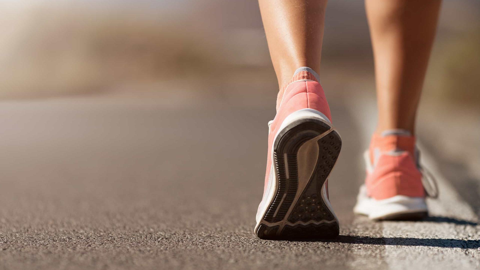 O que acontece com o seu corpo se caminhar todos os dias