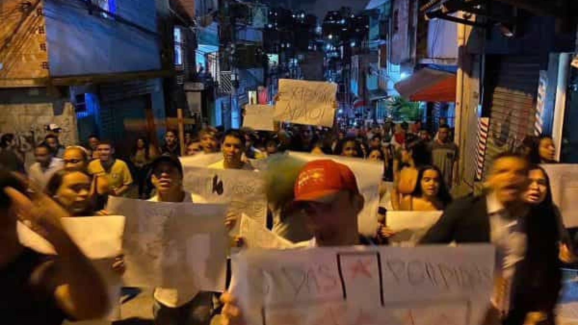 PMs dão versões divergentes sobre mortes em Paraisópolis