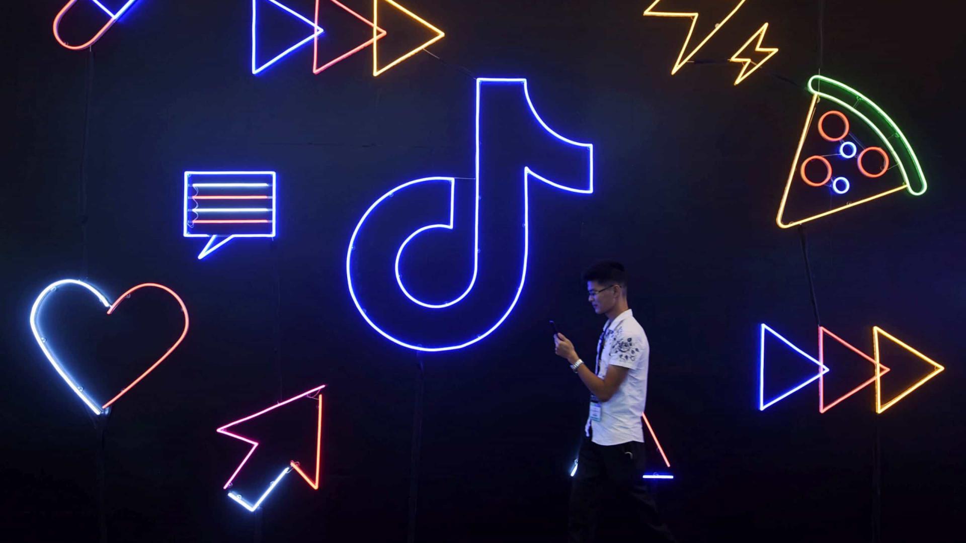 Apple fica de fora da 'corrida' para compra do TikTok