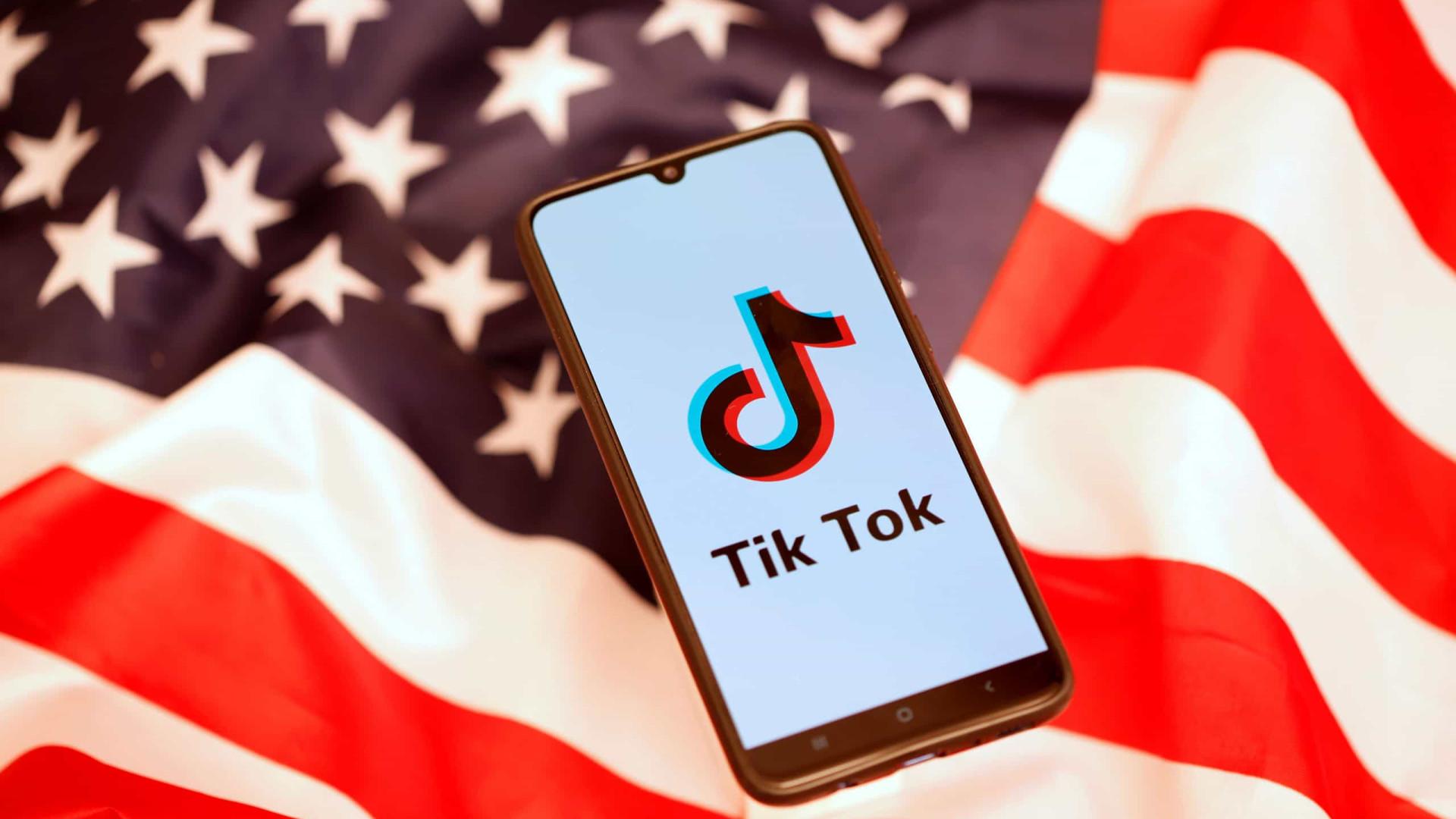 EUA podem bloquear TikTok nas próximas semanas