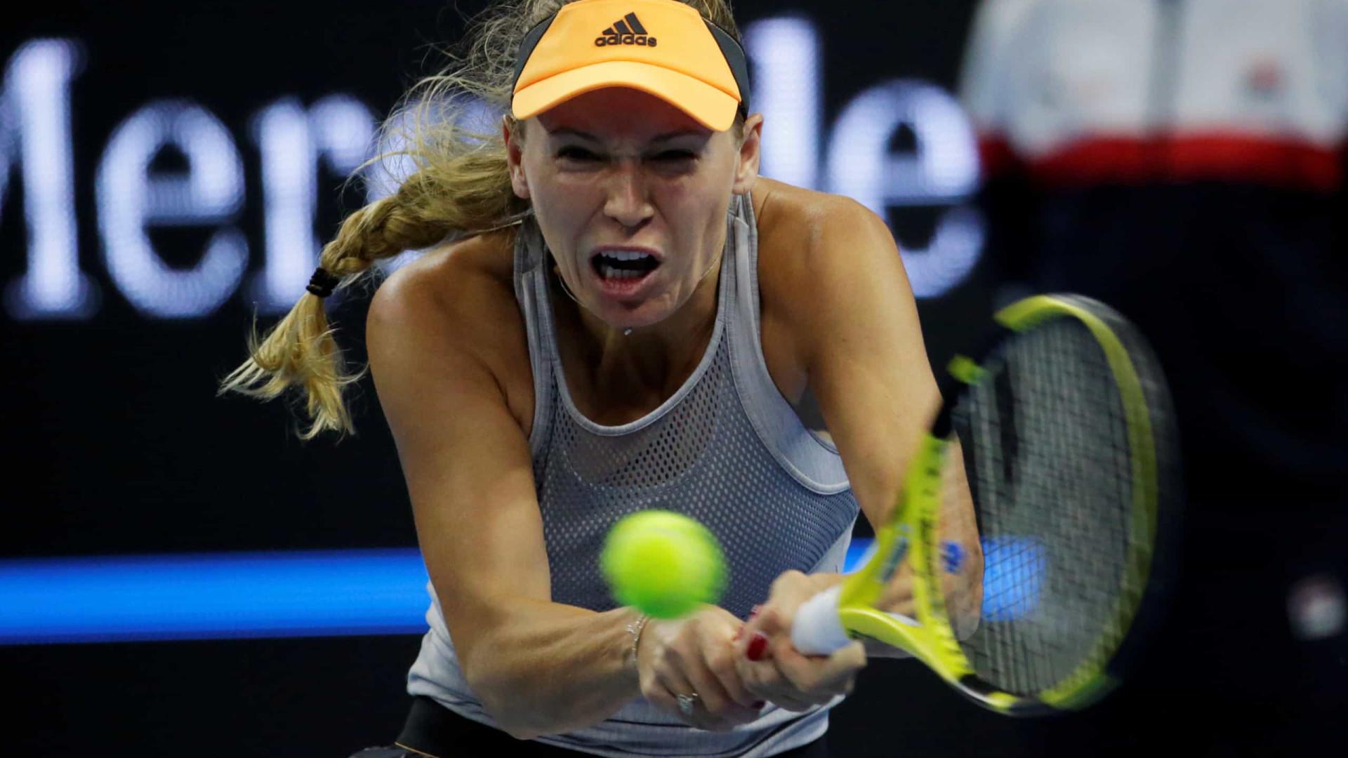 Ex-número 1 do mundo, Wozniacki se aposenta do tênis aos 29 anos