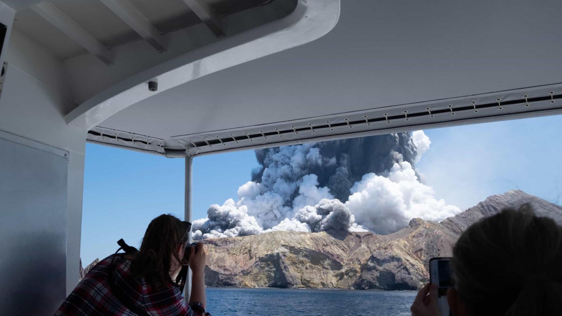 Encontrados 6 corpos de turistas vítimas do vulcão na Nova Zelândia