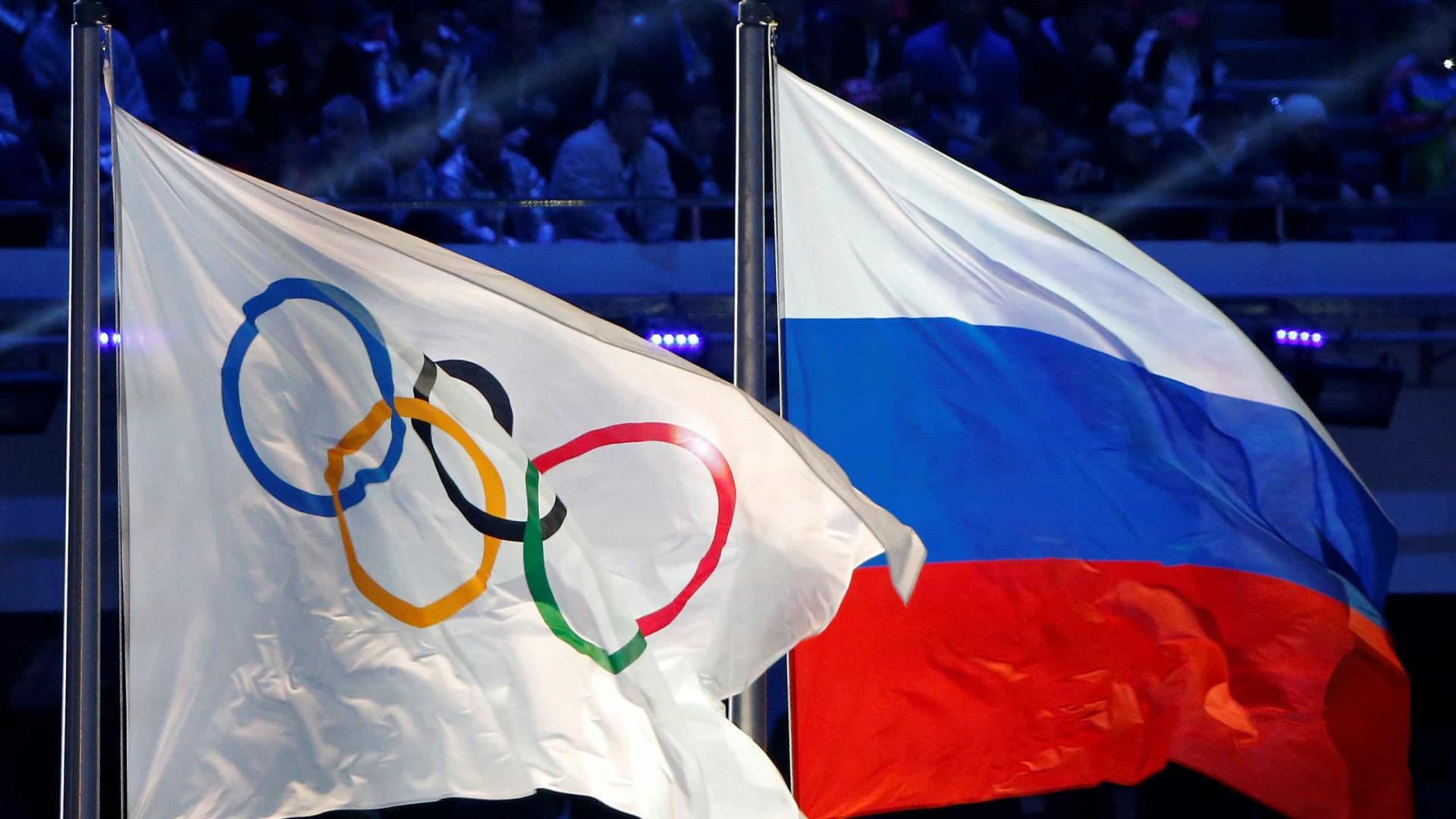 Rússia é banida de competições e está fora de Olimpíadas e Copa