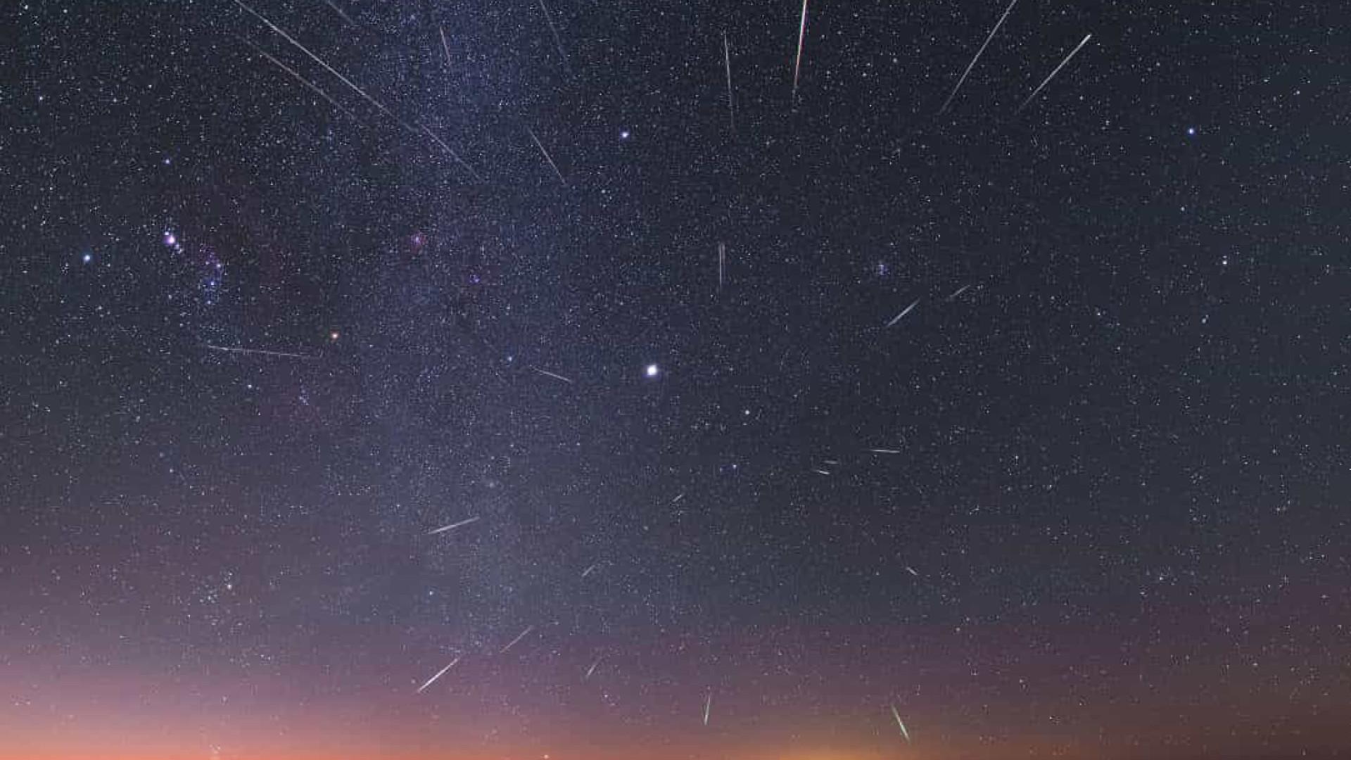 Vem aí a primeira chuva de meteoros de 2020. E é esta noite