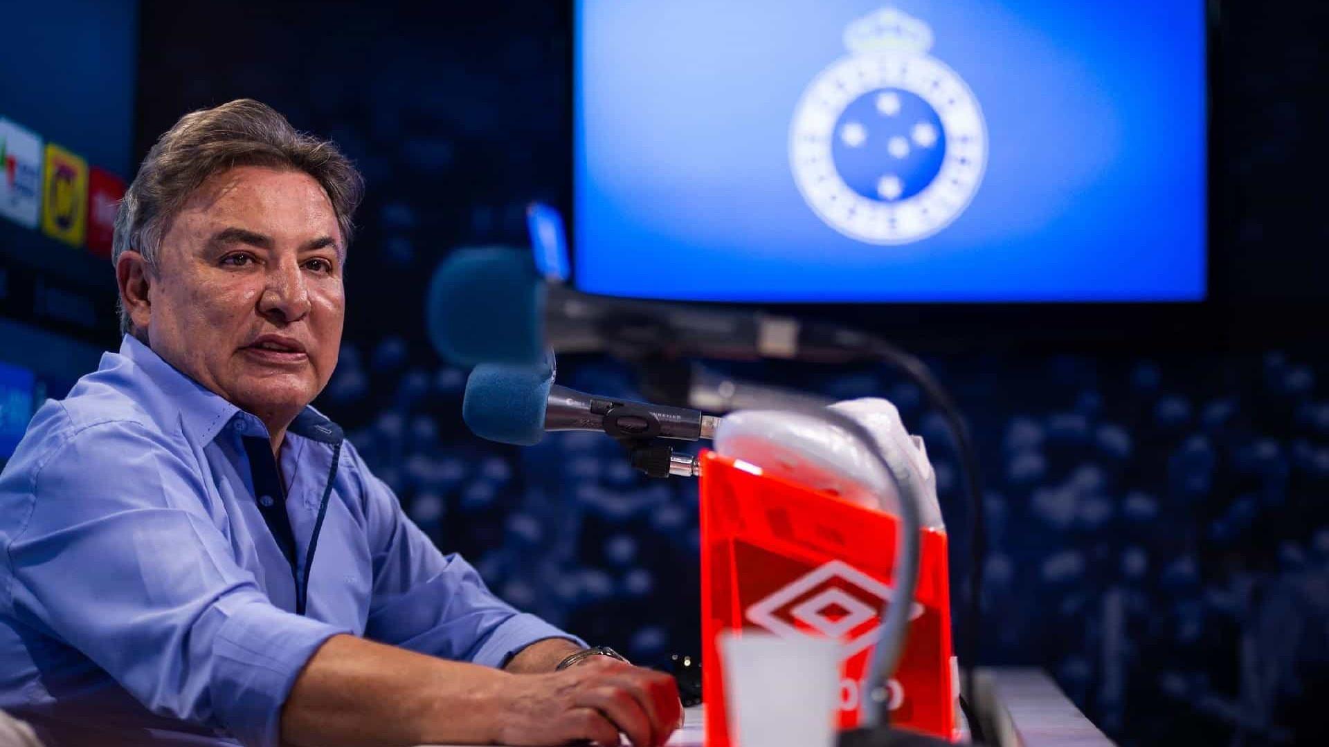 Zezé Perrella deixa comando do futebol do Cruzeiro