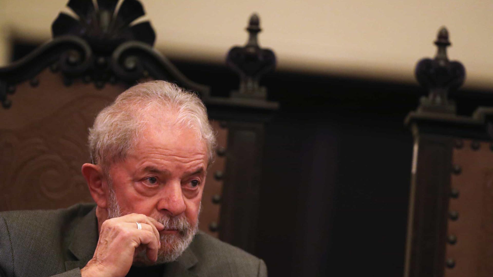 TRF-4 nega recurso de Lula para anular provas no caso do Instituto