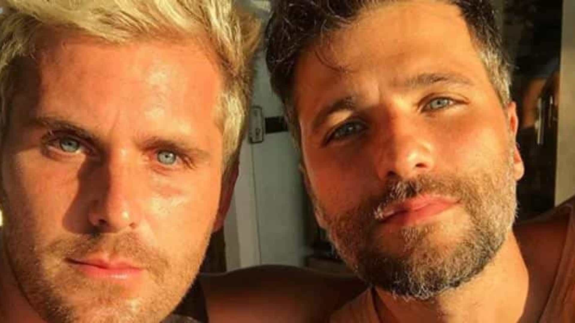 """Irmão de Bruno Gagliasso revela: """"Não nos falamos"""""""
