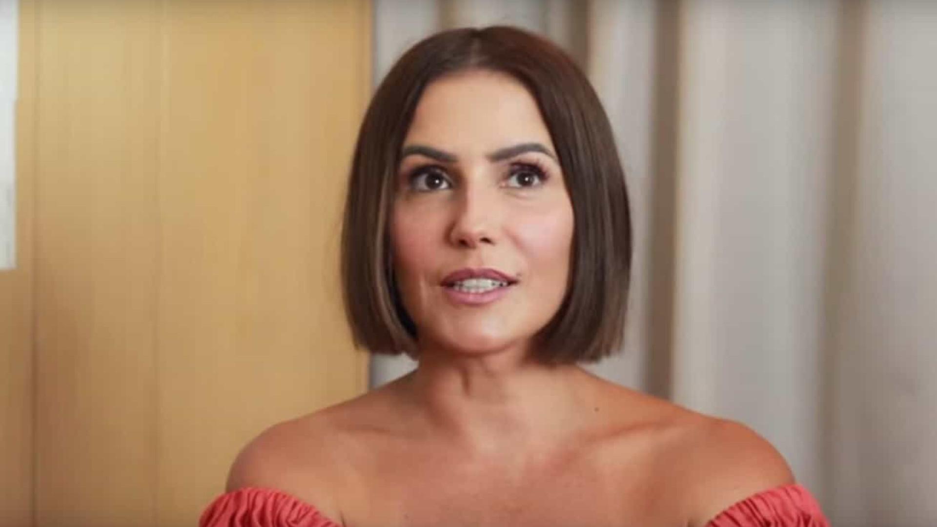 Deborah Secco revela quantas cirurgias plásticas já fez