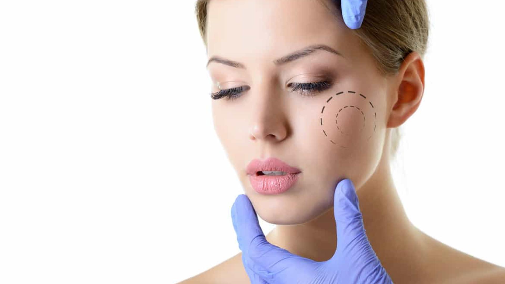Bichectomia pode causar envelhecimento precoce da face