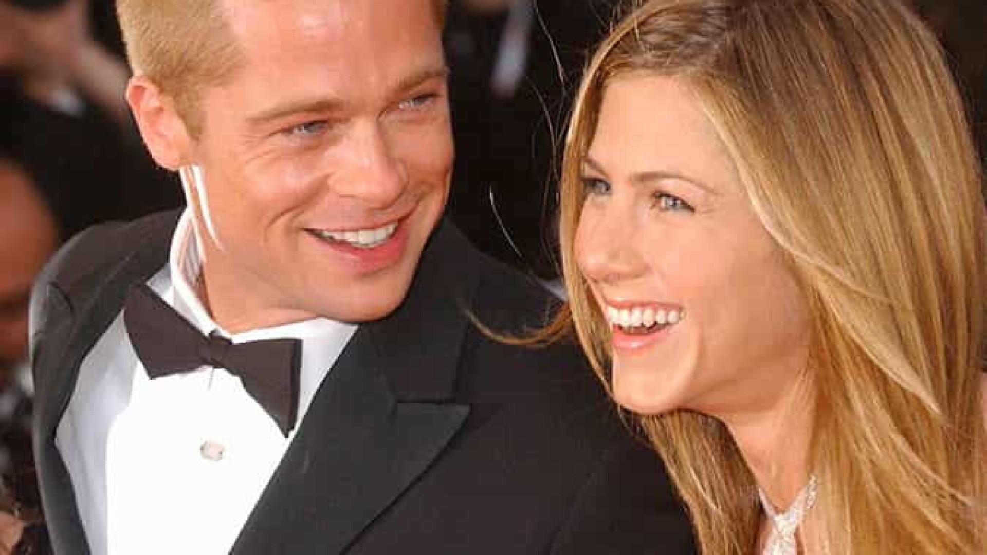 Jennifer Aniston e Brad Pitt reatam romance após 'encontros secretos'