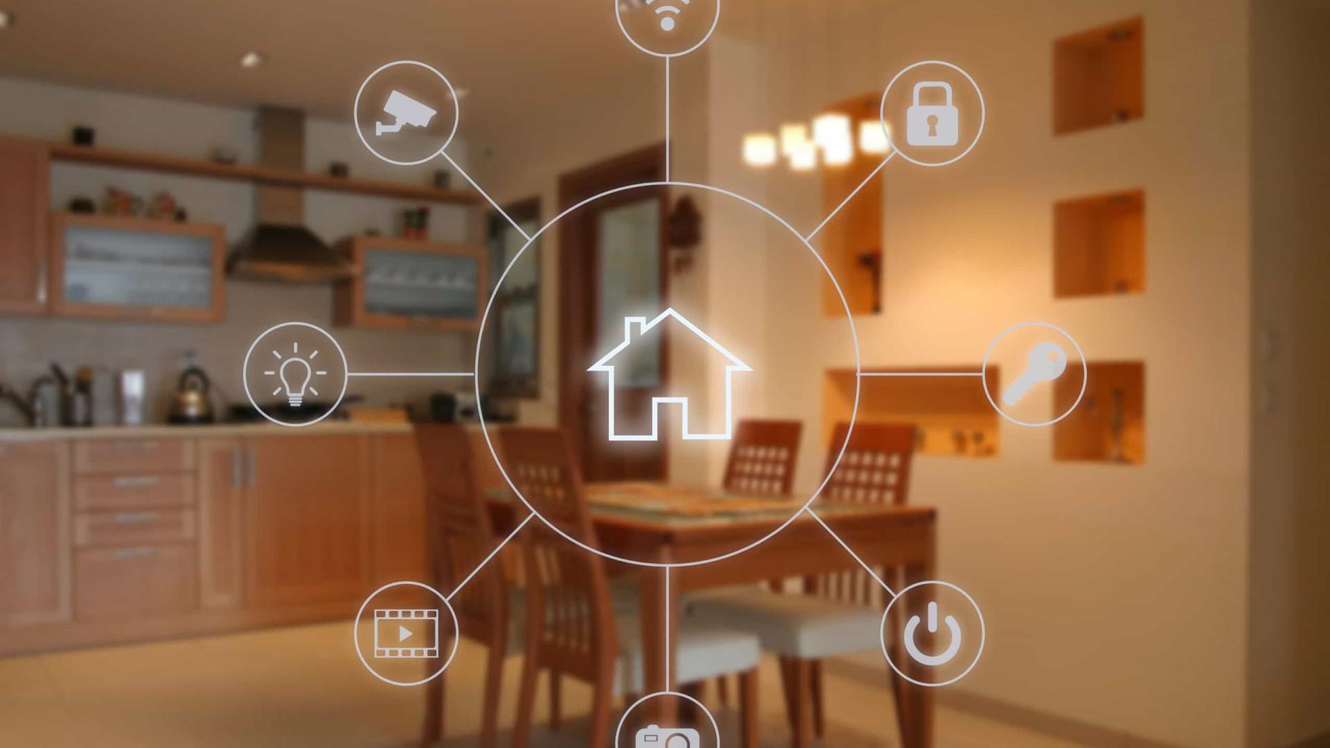 Apple, Google e Amazon unidas para tornar casas inteligentes seguras