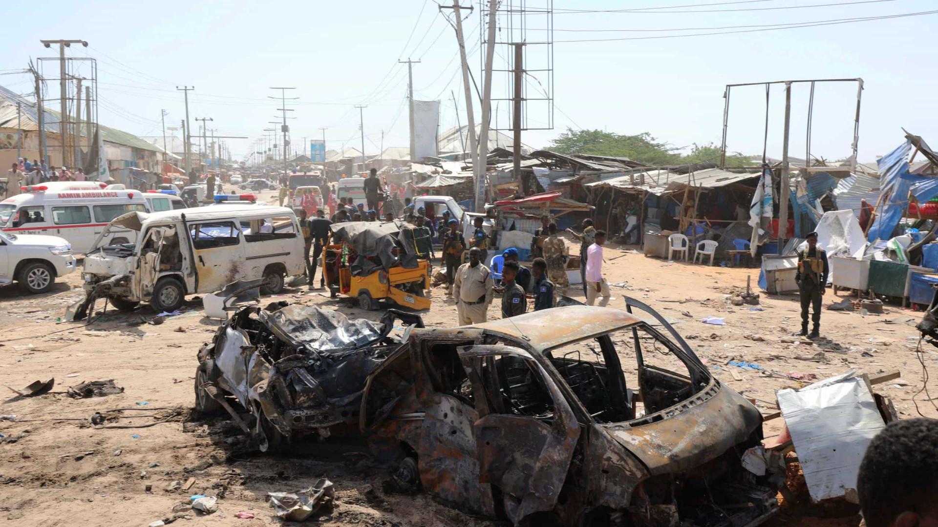 Somália é dos lugares mais perigosos do mundo para jornalistas