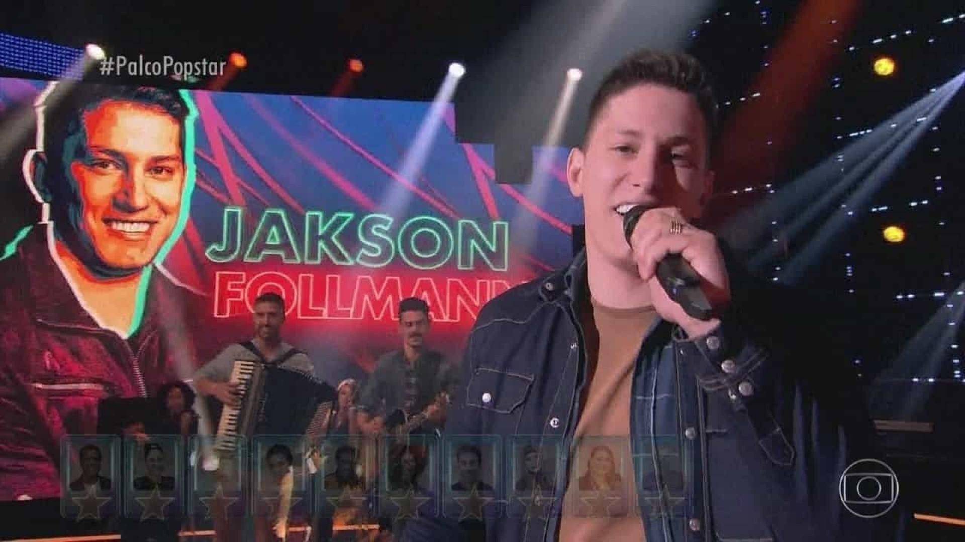 Jakson Follmann vence 3ª temporada do PopStar; Helga fica em 2º