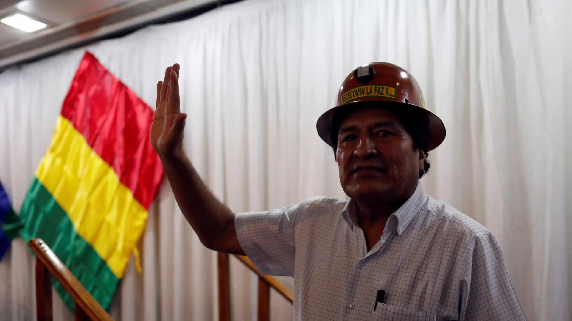 Partido de Evo Morales anuncia em janeiro candidato à presidência