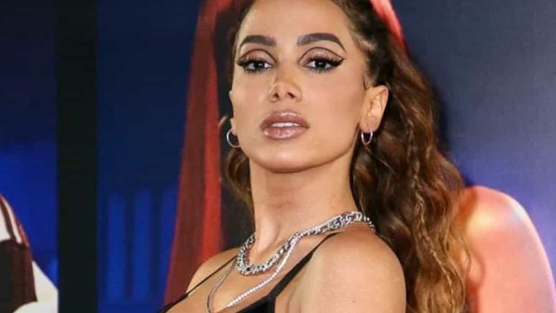 Anitta diz que 'tentou de tudo' com Nego do Borel antes de desfazer amizade