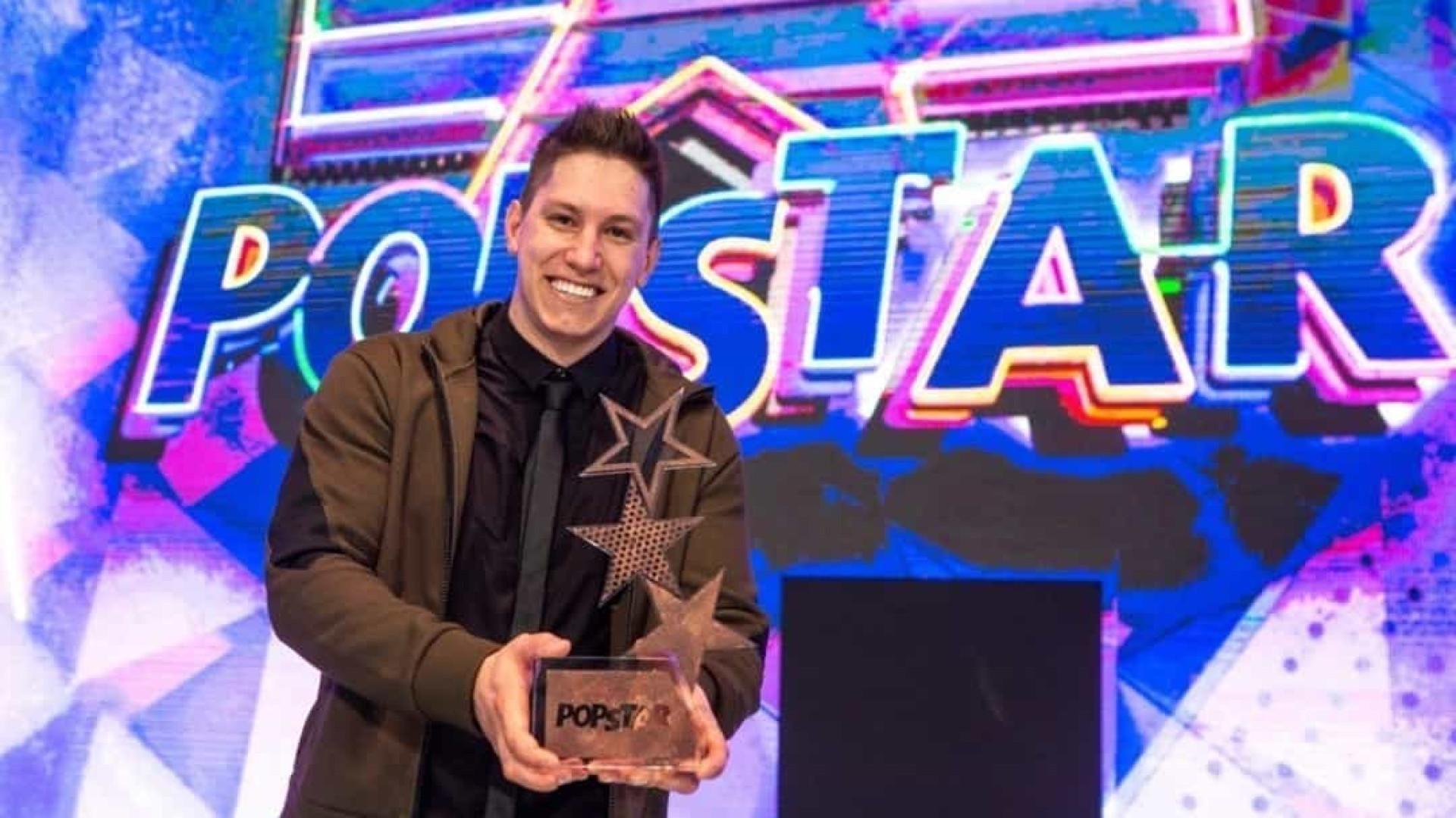 Jakson Follmann, vencedor do PopStar, se reinventou cantando