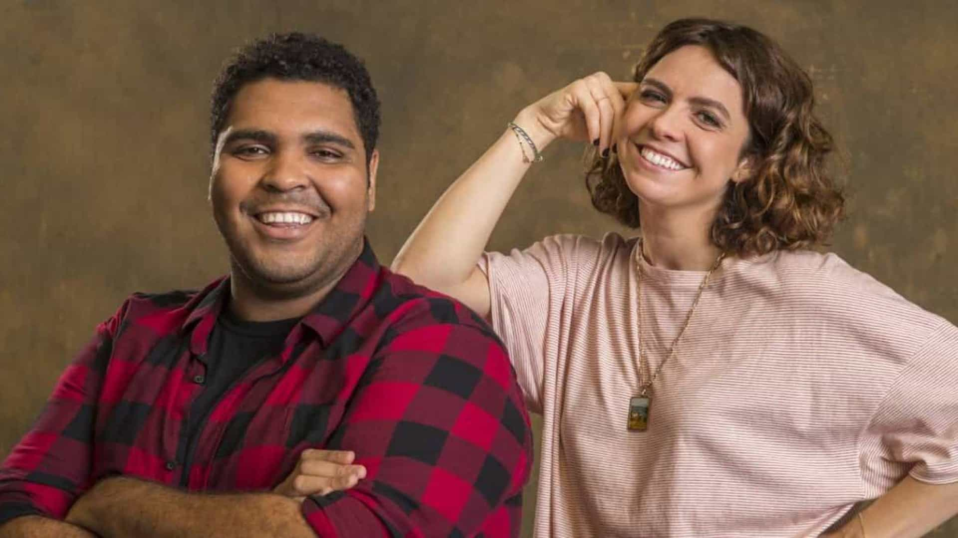 Novo humorístico Fora de Hora quer fazer piada com jornalismo